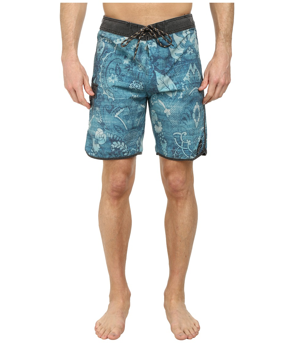 Rip Curl - Bad Trip Boardshorts (Blue Danube) Men's Swimwear