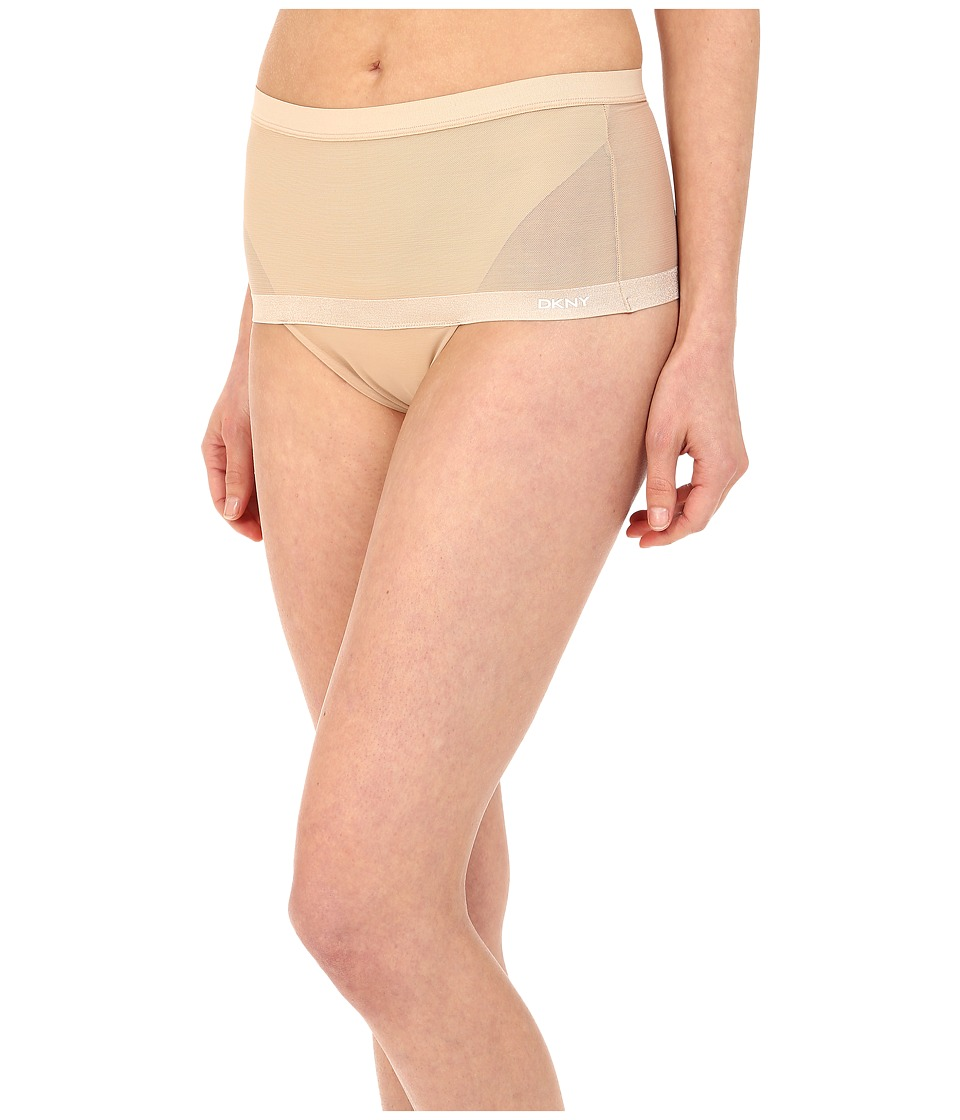 DKNY Intimates - Modern Lights Thong DK1019 (Black) Women's Underwear