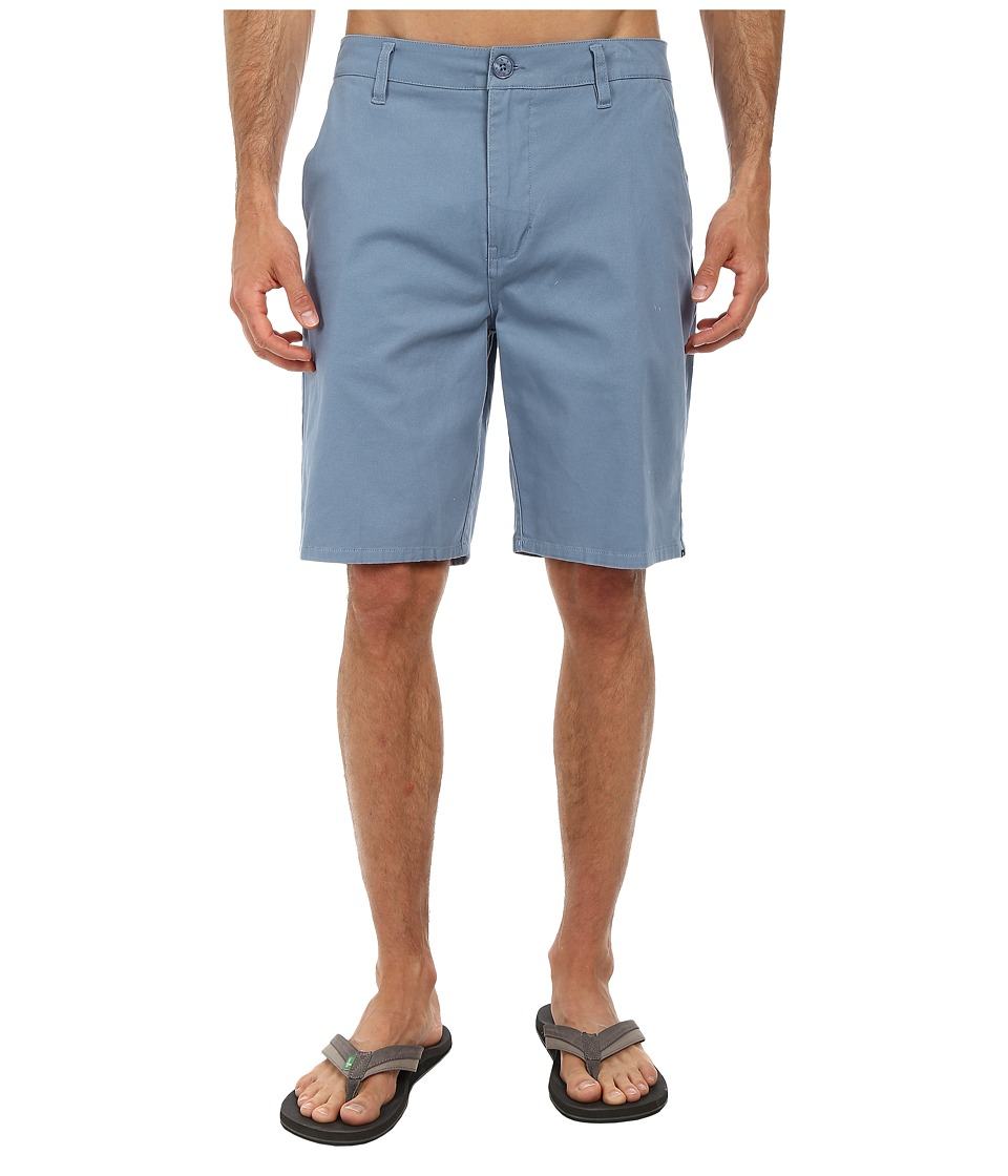 Rip Curl - Epic Stretch Chino Walkshorts (Blue Shadow) Men's Shorts