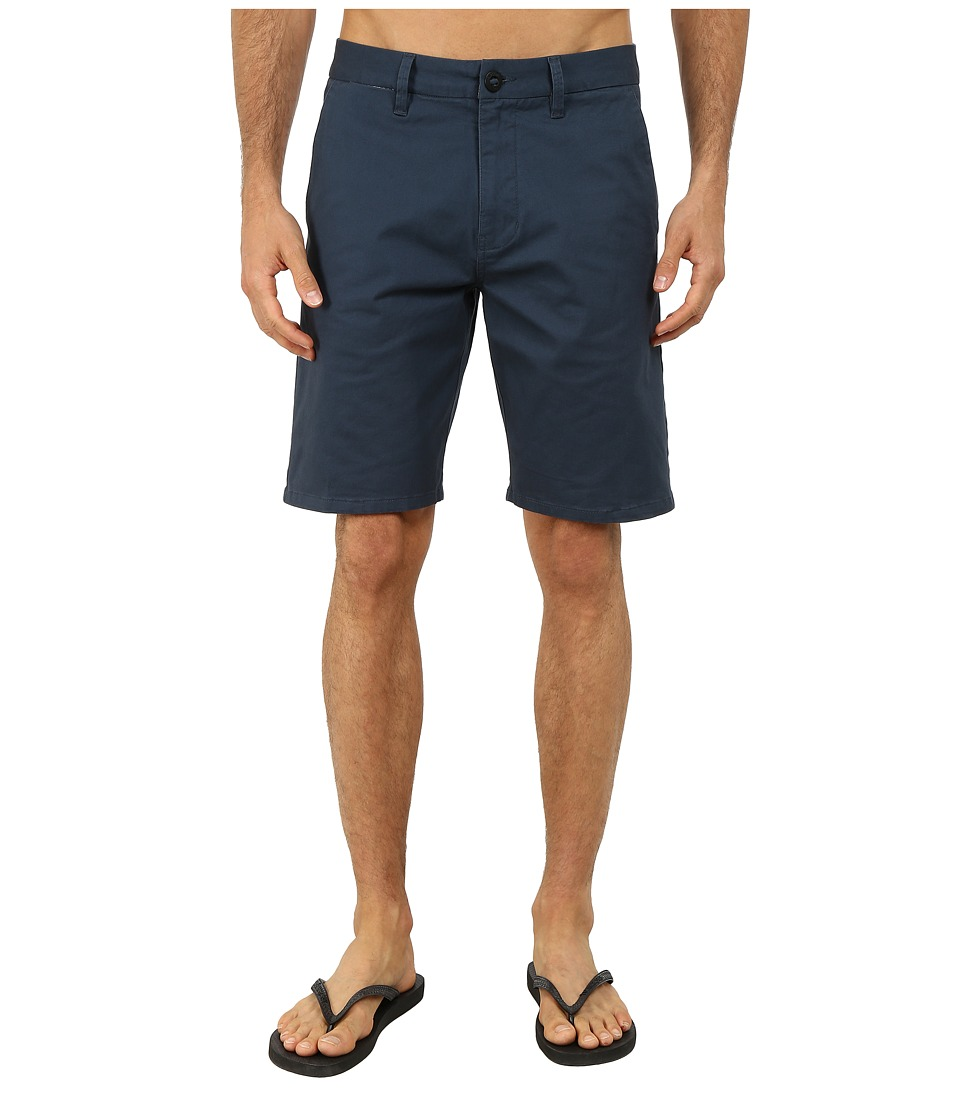 Rip Curl - Epic Overdye Walkshorts (Denim Blue) Men