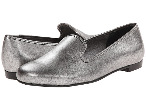 Rose Petals - Foster (Gunmetal Antique Metallic) Women's Shoes
