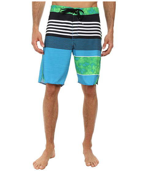 Rip Curl - Mirage Aggrosymptom Boardshorts (Blue Danube) Men's Swimwear
