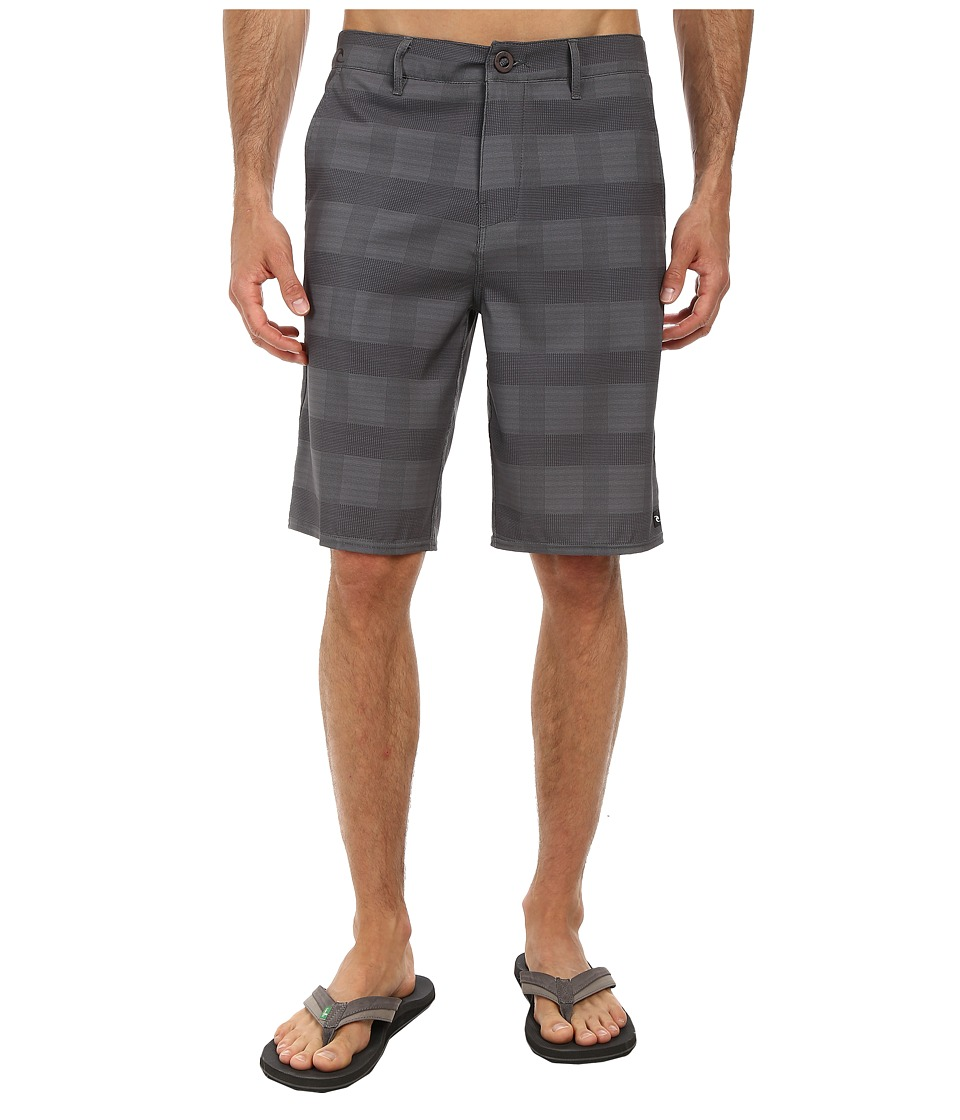 Rip Curl - Mirage Declassified Boardwalk Shorts (Medium Grey) Men