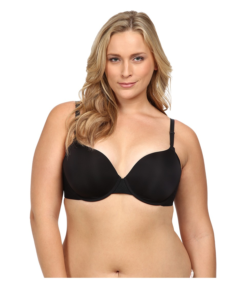 Spanx - Pillow Cup Smoother Bra (Black) Women's Bra