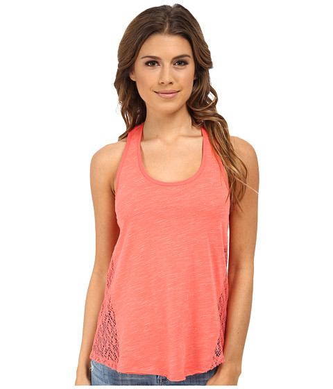 UNIONBAY - Aspen Jersey Krista Tank Top (Pink Grapefruit) Women's Sleeveless