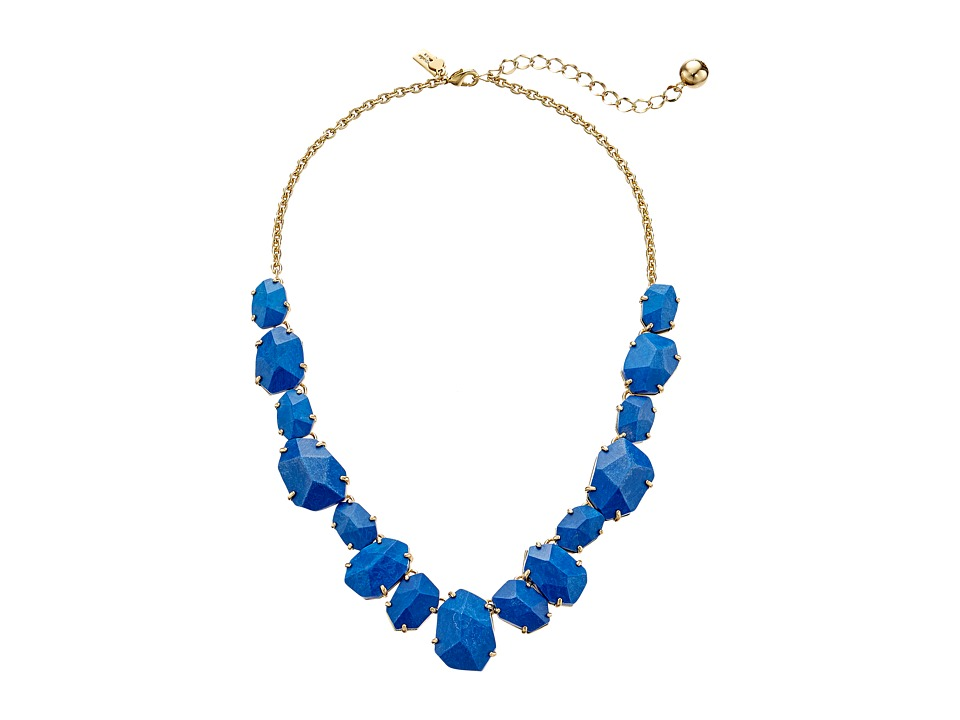 Kate Spade New York - Quarry Gems Necklace (Blue Lapis) Necklace