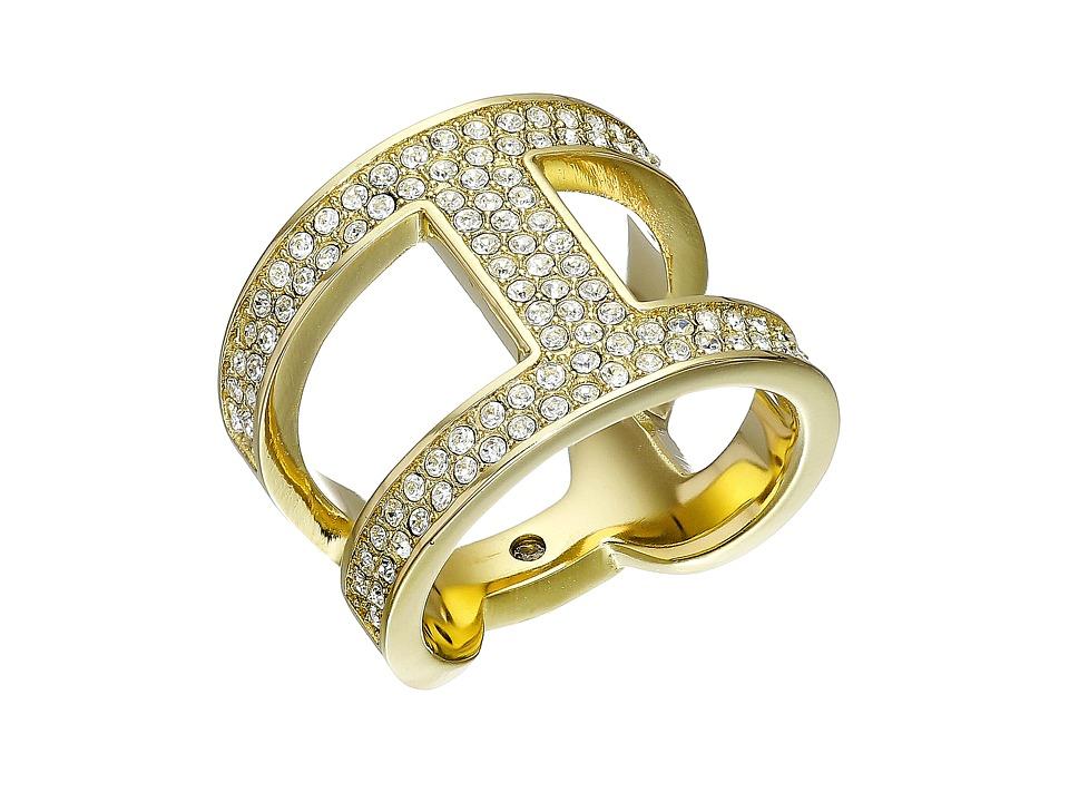 Michael Kors - Maritime Link Ring (Gold) Ring