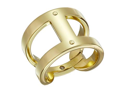 Michael Kors - Maritime Link Ring (Gold 1) Ring