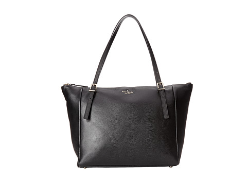 Kate Spade New York - Emma Lane Maya (Black) Tote Handbags