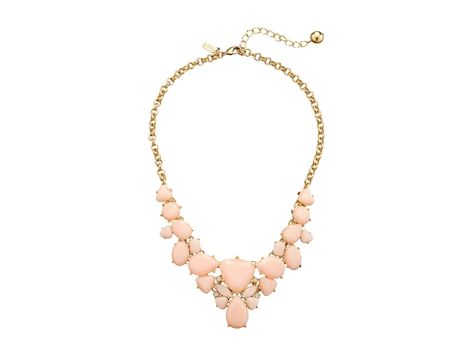 Kate Spade New York - Color Pop Short Necklace (Blush) Necklace
