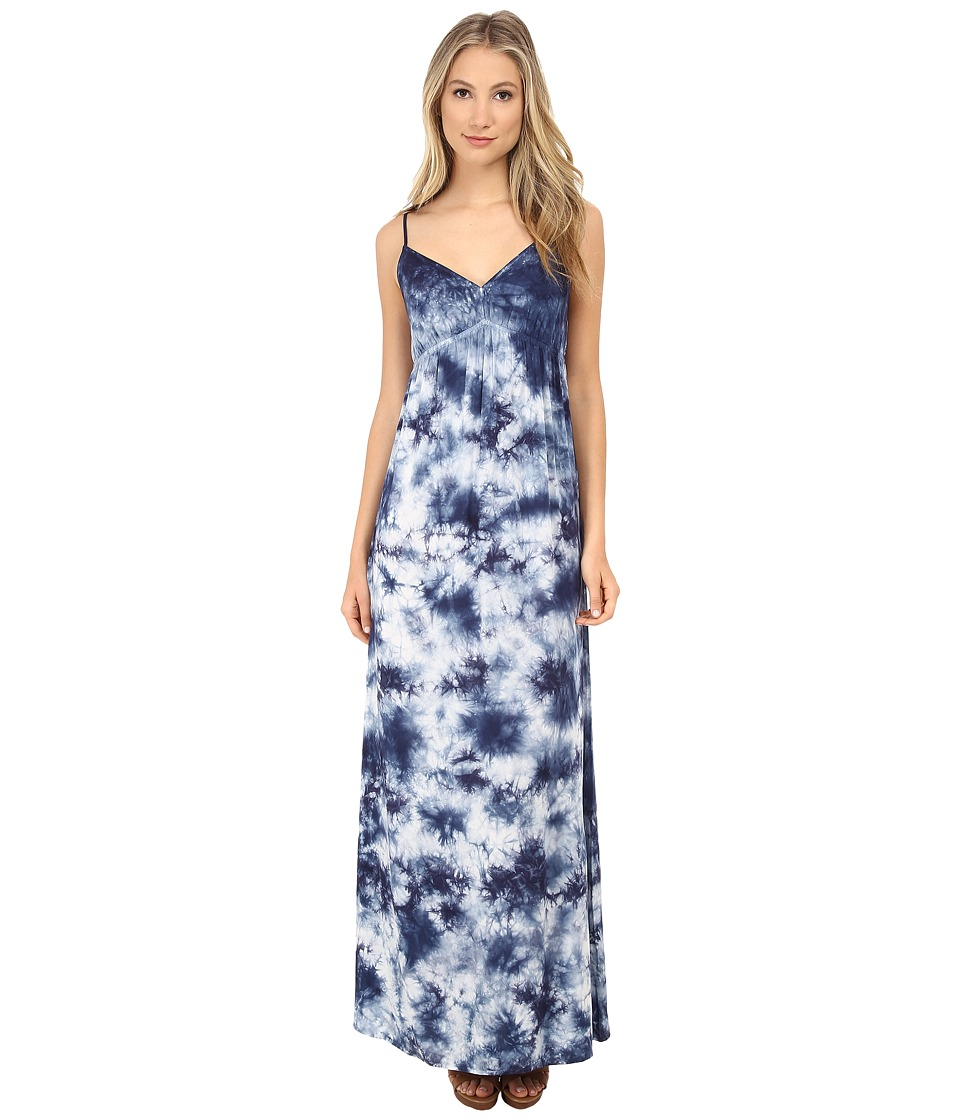 C&C California - Crystal Wash Maxi (Navy) Women's Dress