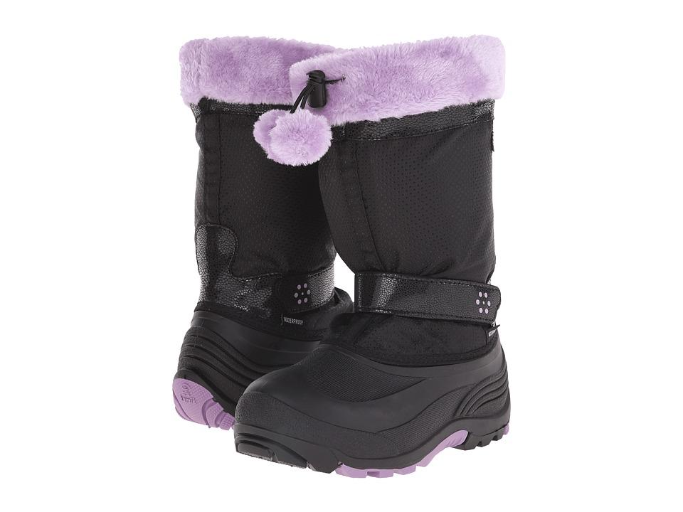Kamik Kids - Iceberry (Toddler/Little Kid/Big Kid) (Black) Girls Shoes