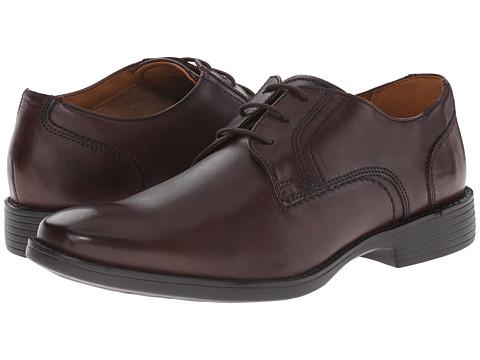 Bostonian - Wurster Plain (Chesnut Leather) Men's Plain Toe Shoes