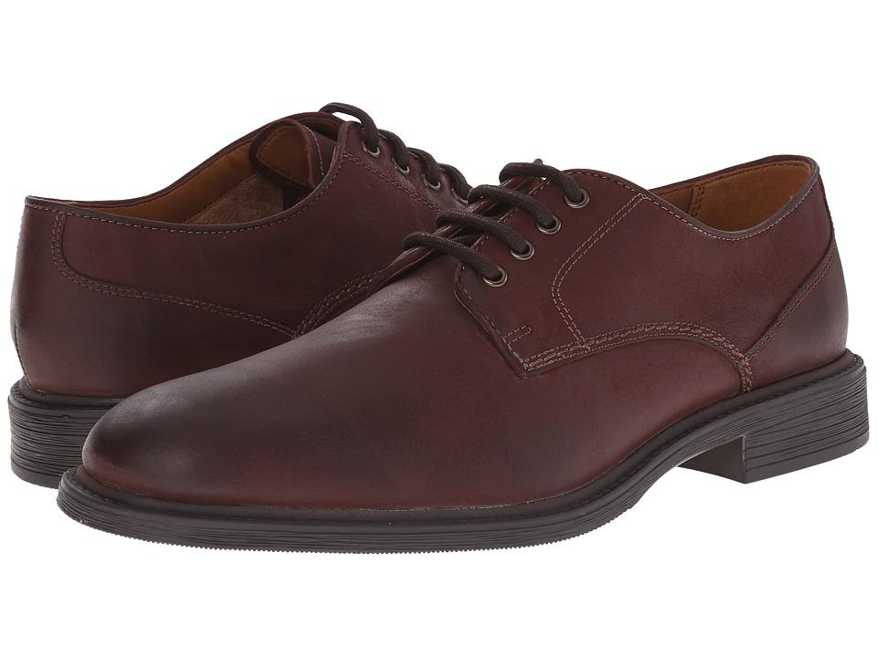 Bostonian - Wakeman Walk (Chestnut Leather) Men's Plain Toe Shoes