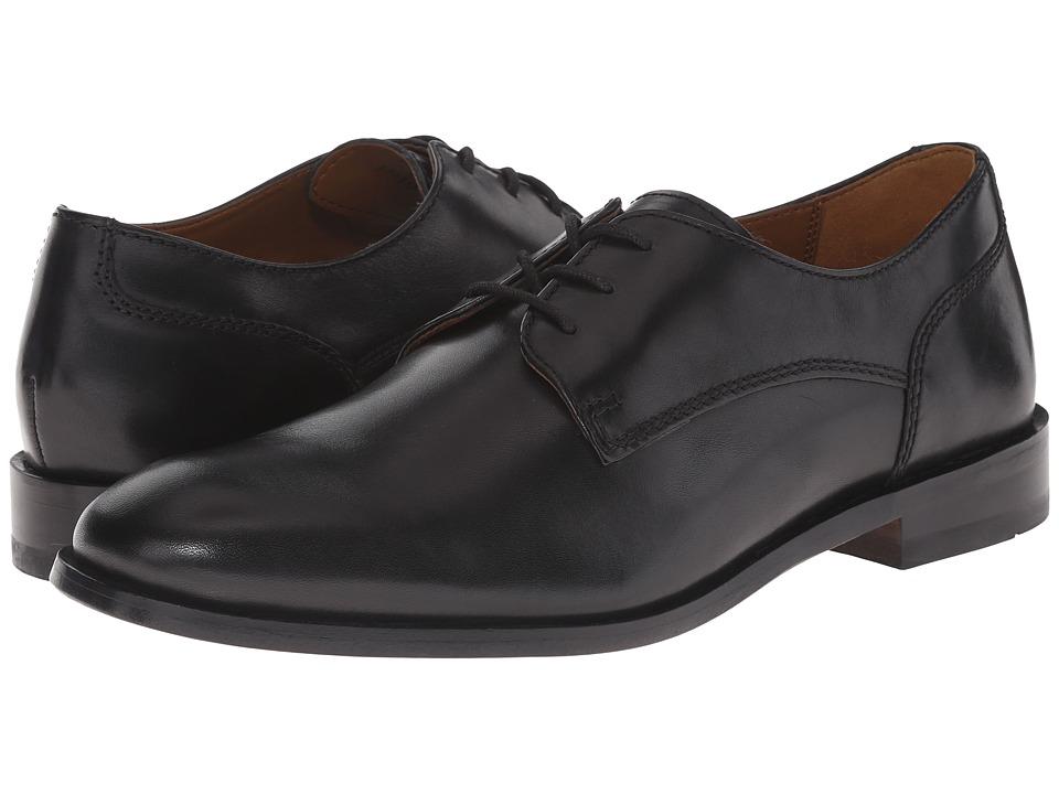Bostonian Vesey Walk (Black Leather) Men