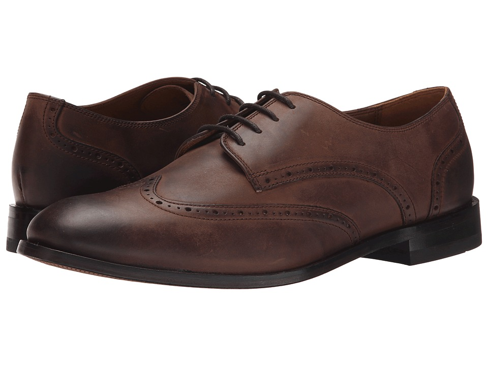 Bostonian - Vesey Free (Brown Leather) Men