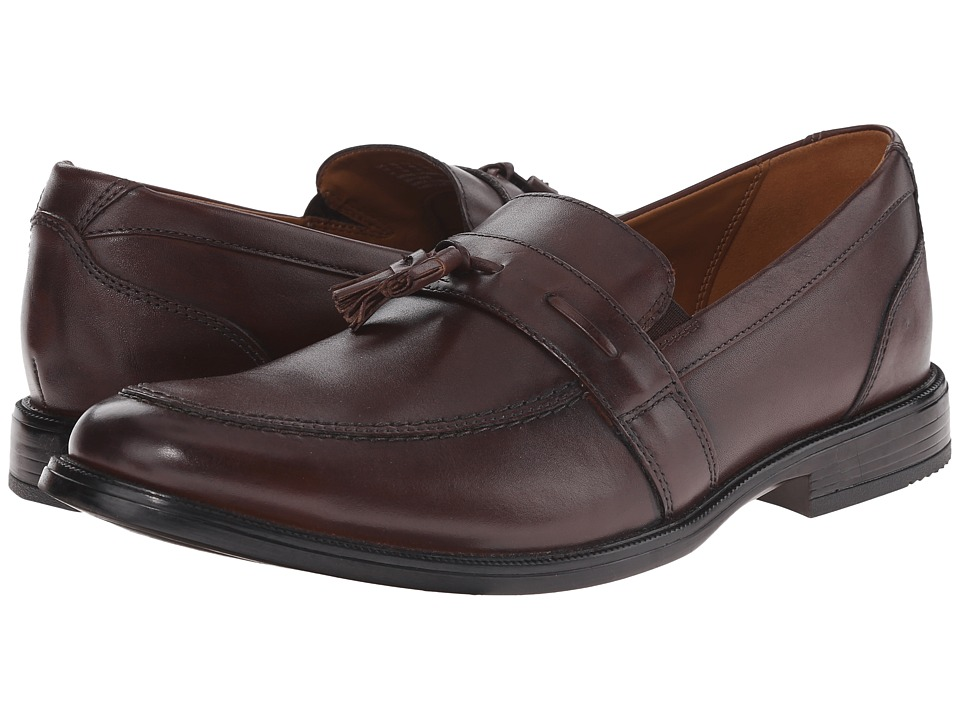 Bostonian - Kinnon Step (Brown Leather) Men