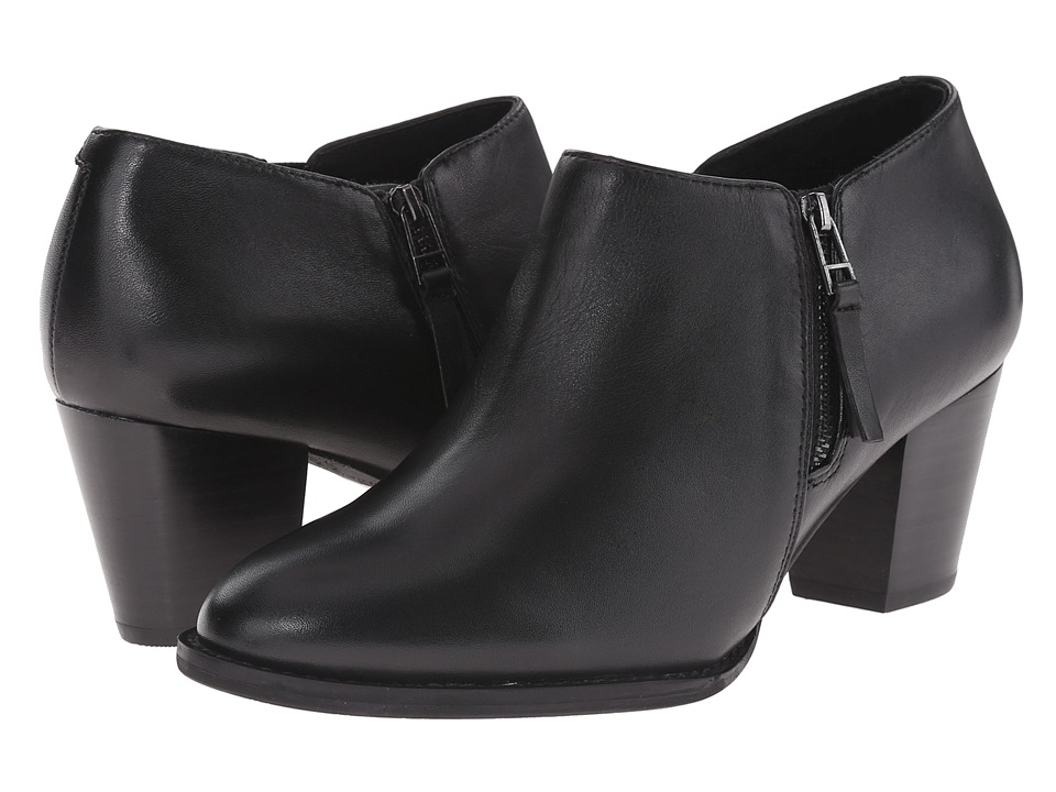VIONIC - Upright Taber Ankle Boot (Black) Women