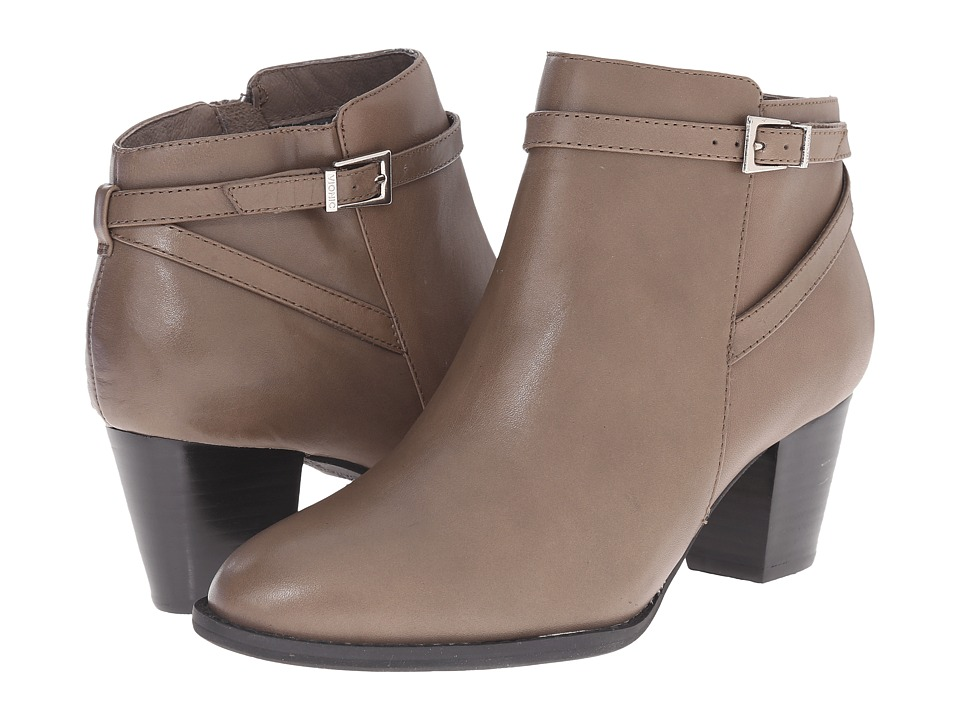 VIONIC - Upright Upton Ankle Boot (Taupe) Women