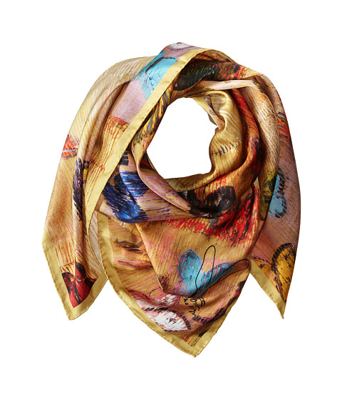 Echo Design - Butterfly Fields Scarf (Multi) Scarves