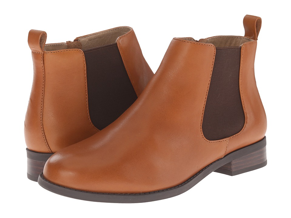 VIONIC Country Nadelle Ankle Boot (Cinnamon) Women