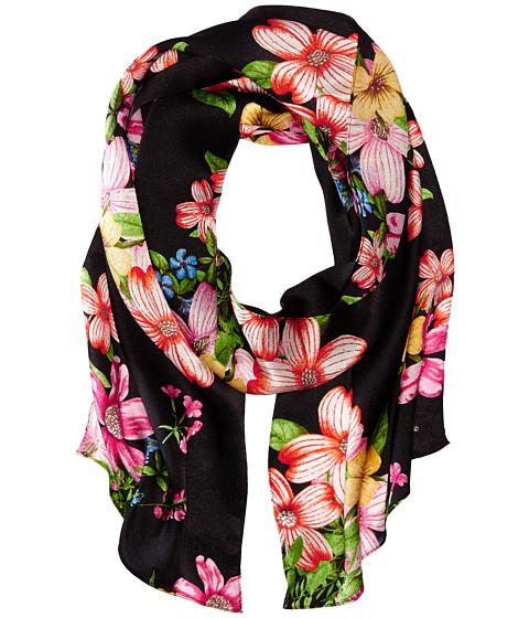 Echo Design - Wild Bouquet Scarf (Black) Scarves