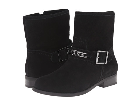VIONIC - Country Cresent Ankle Boot (Black) Women's Boots