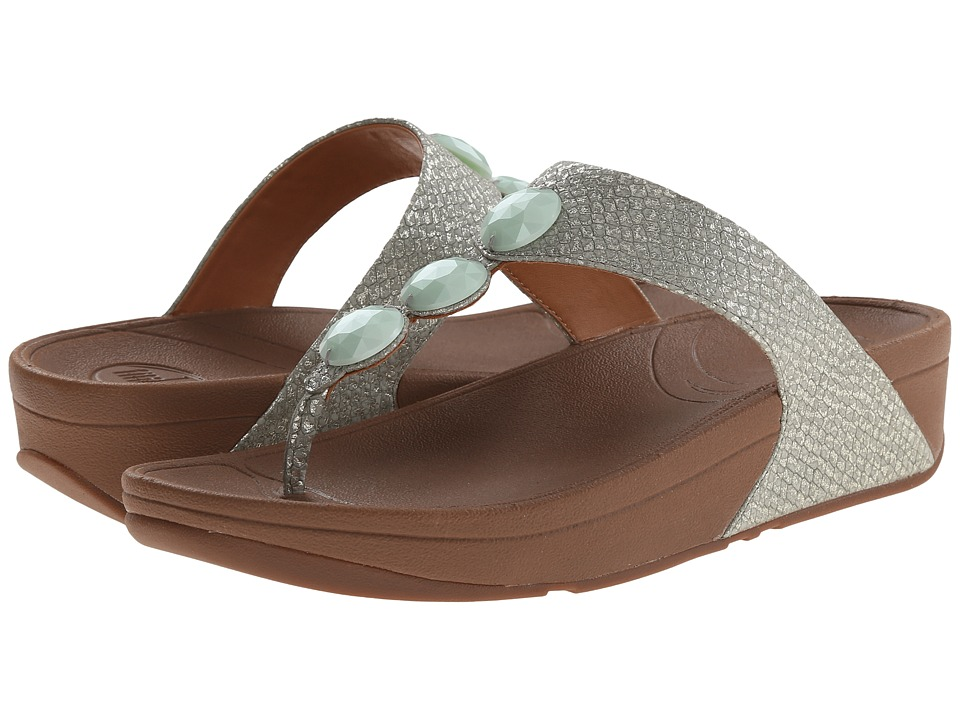 FitFlop - Petra (Lake Blue) Women's Sandals