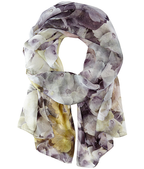 Echo Design - Hydra Splash Scarf (Black) Scarves