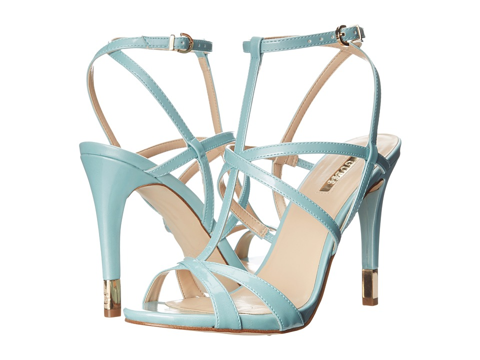 GUESS - Carnney (Blue Patent) High Heels