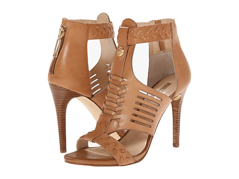 GUESS - Corale (Natural Leather) High Heels