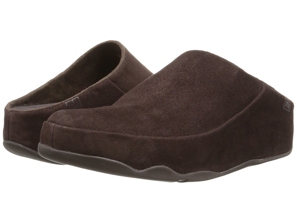 FitFlop Gogh Moc (Dark Brown) Women