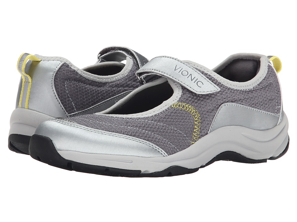 VIONIC - Action Sunset Mary Jane (Dark Grey) Women's Maryjane Shoes
