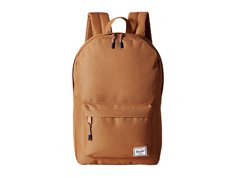 Herschel Supply Co. - Classic Mid-Volume (Caramel) Backpack Bags