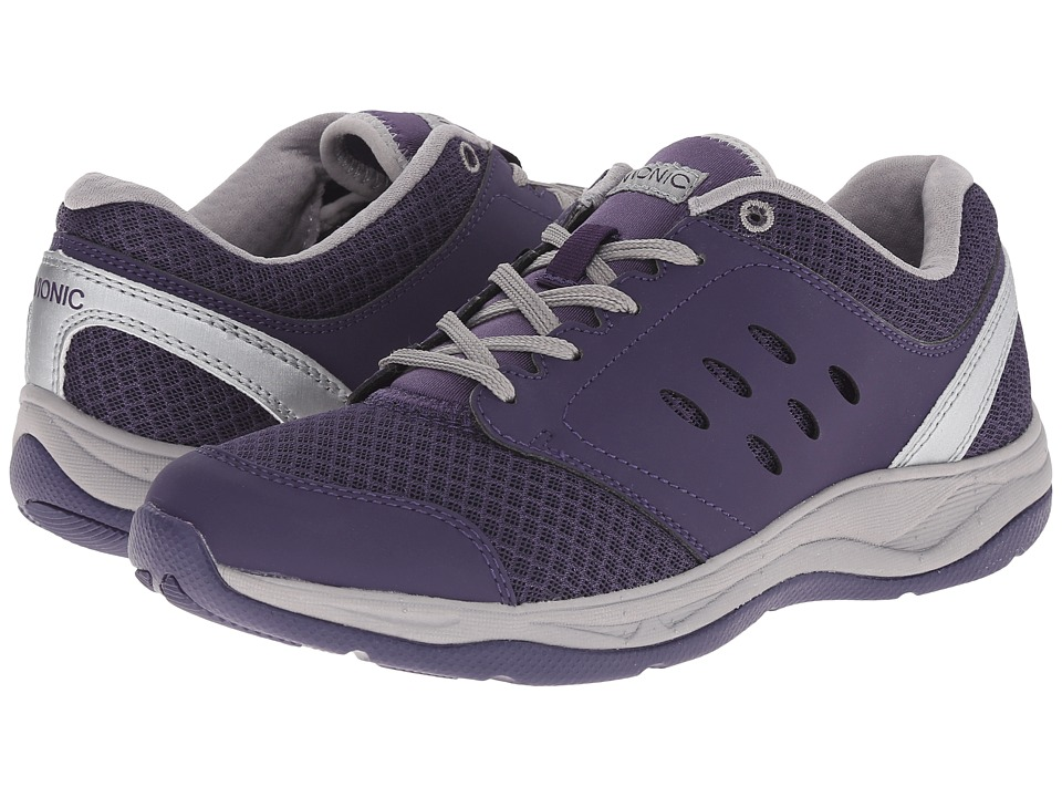 VIONIC - Venture Active Lace-Up (Purple) Women's Lace up casual Shoes