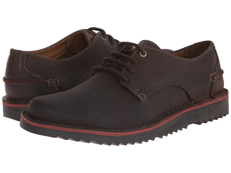 Clarks - Remsen Limit (Dark Brown) Men