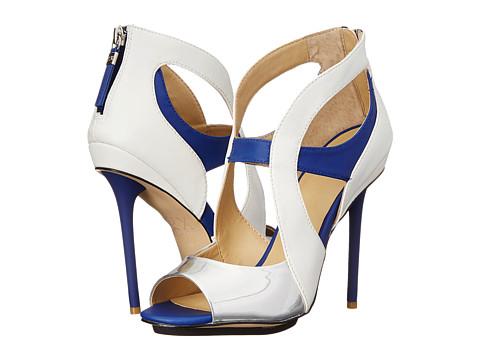 GX By Gwen Stefani - Dart (Cobalt/White) High Heels
