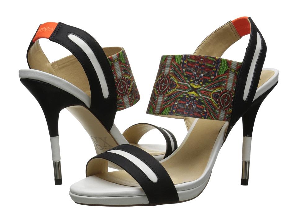 GX By Gwen Stefani - Dutch (Black/Tribal) High Heels