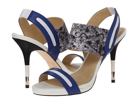 GX By Gwen Stefani - Dutch (Cobalt/Splatter) High Heels