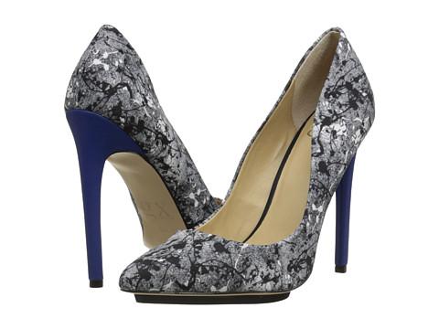 GX By Gwen Stefani - Dweb (Cobalt/Splatter) High Heels