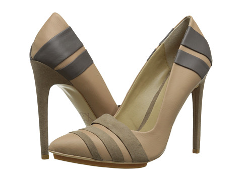 GX By Gwen Stefani - Cage (Nude/Taupe/Grey) High Heels