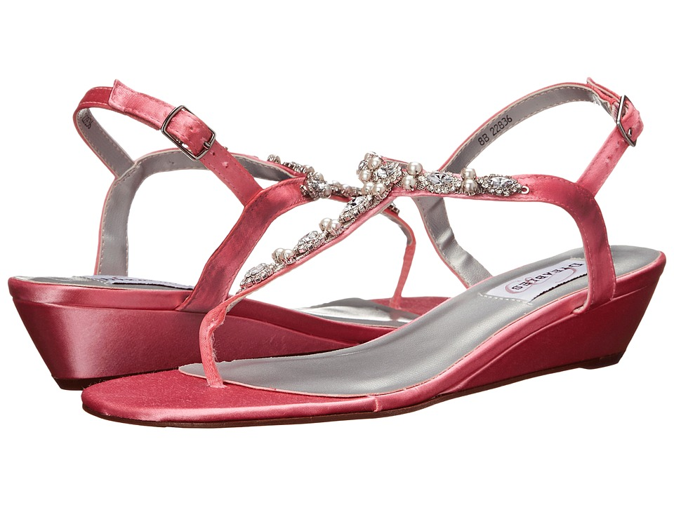 Touch Ups - Myra (Coral) Women's Sandals
