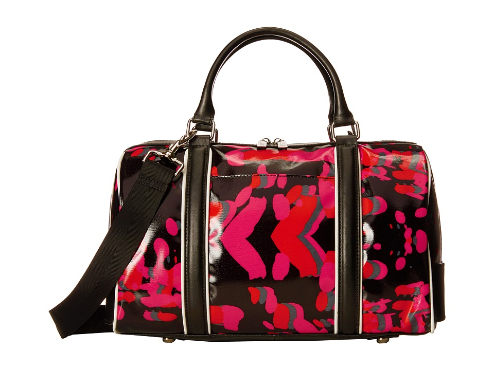 L.A.M.B. - Gretchen 2 (Pink/Black) Handbags