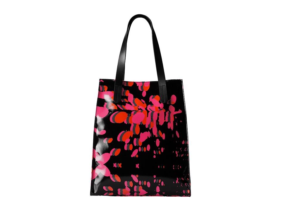 L.A.M.B. - Jacy (Pink/Black) Handbags