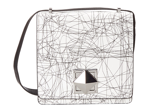L.A.M.B. - Jones (Grey Multi) Handbags