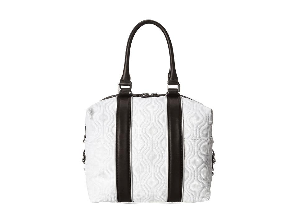 L.A.M.B. - Jessica (White) Handbags