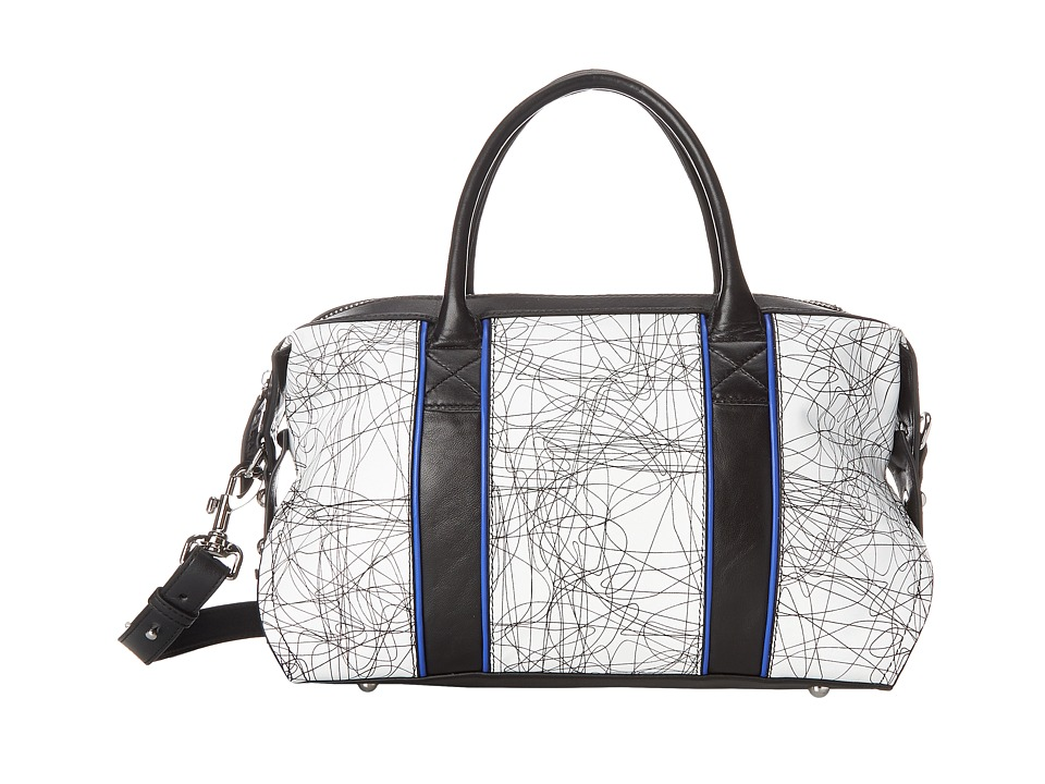L.A.M.B. - Gigi 2 (Grey Multi) Handbags