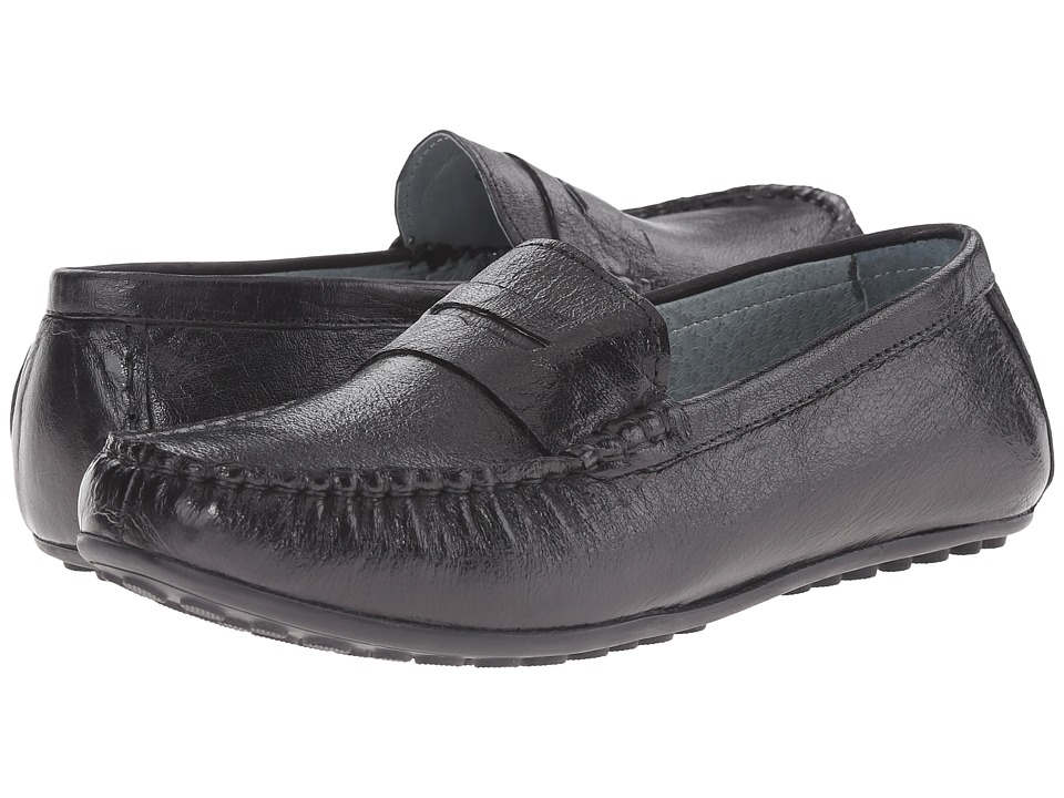 David Tate - Carson (Black Glazed Buffalo) Women's Shoes