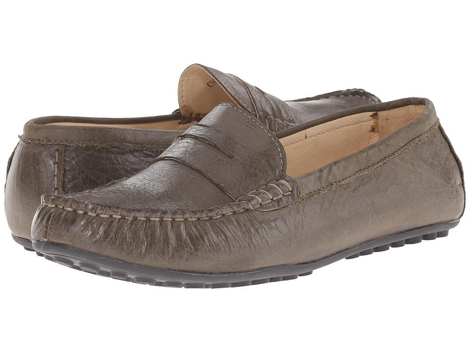 David Tate - Carson (Olive Glazed Buffalo) Women's Shoes