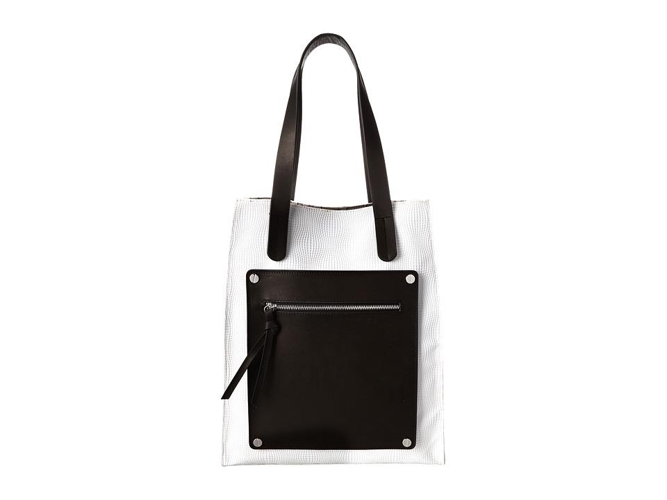 L.A.M.B. - Frankie 2 (White) Bags